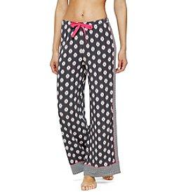 Ellen Tracy® Floral Palazzo Pajama Pants