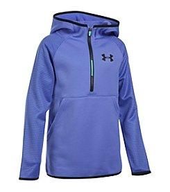 Under Armour® Girls' 7-16 1/2 Zip Fleece Printed Jacket