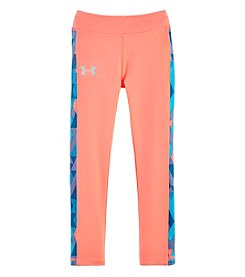 Under Armour® Baby Girls' Tri-Meta Pieced Leggings