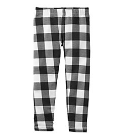 Carter's® Baby Girls' Buffalo Checked Leggings