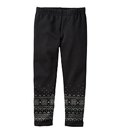 Carter's® Baby Girls' Fair Isle Leggings