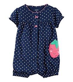 Carter's® Baby Girls' Strawberry Creeper