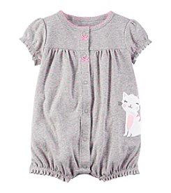 Carter's® Baby Girls' Kitty Creeper