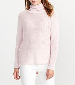 Lauren Ralph Lauren® Dolman Funnel Neck Sweater
