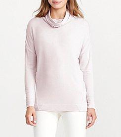 Lauren Ralph Lauren® Cowlneck Jersey Sweater