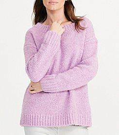 Lauren Ralph Lauren® Crewneck Sweater
