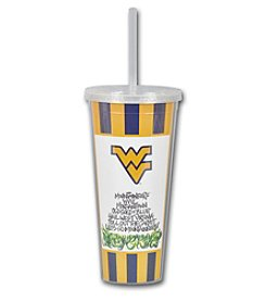 Magnolia Lane NCAA® West Virginia Mountaineers 22-oz. Tumbler