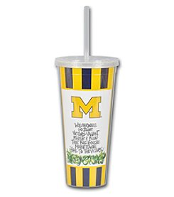 Magnolia Lane NCAA® Michigan Wolverines 22-oz. Tumbler