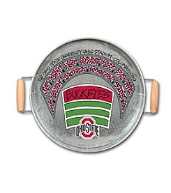 Magnolia Lane NCAA® Ohio State Buckeyes Metal Tray