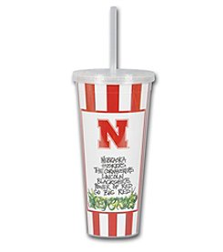 Magnolia Lane NCAA® Nebraska Cornhuskers 22-oz. Tumbler