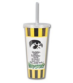Magnolia Lane NCAA® Iowa Hawkeyes 22-oz. Tumbler