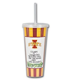 Magnolia Lane NCAA® Iowa State Cyclones 22-oz. Tumbler