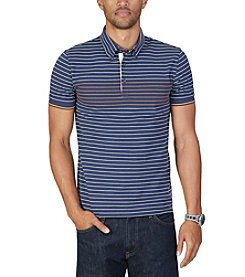 Nautica® Men's Engineered Polo