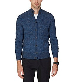 Nautica® Men's Rope Cable Cardigan