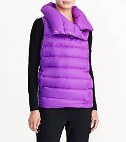 Lauren Ralph Lauren® Funnelneck Down Vest