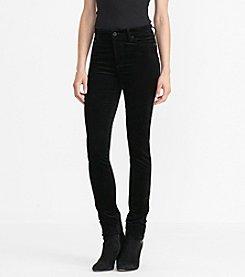 Lauren Ralph Lauren® Premier Straight Corduroy Pants