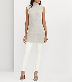 Lauren Ralph Lauren® Ribbed Sleeveless Sweater