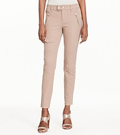 Lauren Ralph Lauren® Stretch Cotton Cargo Pants
