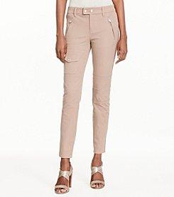 Lauren Ralph Lauren® Stretch Cotton Cargo Pants