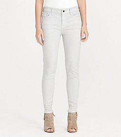 Lauren Ralph Lauren® Stretch Skinny Jeans