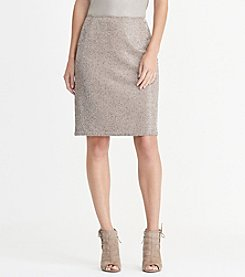 Lauren Ralph Lauren® Beaded Pencil Skirt