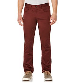 Perry Ellis® Men's Piece Dye Stretch Pants