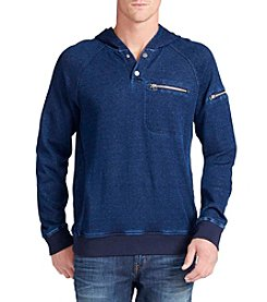 William Rast® Men's Mistier Pocket Hoodie