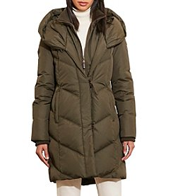 Lauren Ralph Lauren® Seamed Down Coat