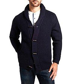 Weatherproof Vintage® Men's Acrylic Shawl Cardigan