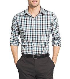 Van Heusen® Men's Flex Long Sleeve Woven Button Down Shirt