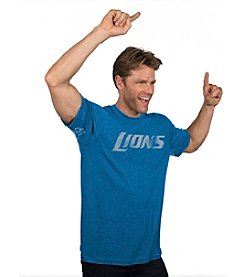 G-III NFL® Detroit Lions Men's Hands High Logo Tee