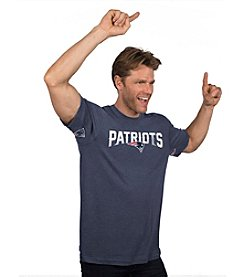 G III® NFL® New England Patriots Men's Hands High Logo Tee