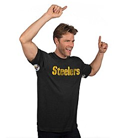 G-III NFL® Pittsburgh Steelers Men's Hands High Logo Tee