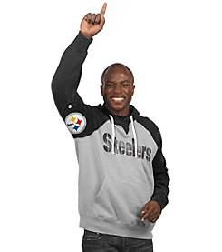 G-III NFL® Pittsburgh Steelers Men's Hands High Fleece Hoodie