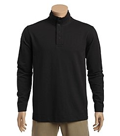 Tommy Bahama® Men's Weekend Harbor Snap Mock Neck Knit