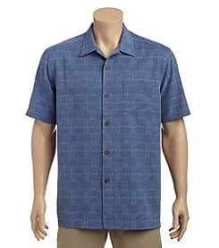 Tommy Bahama® Men's Geo-Rific Jacquard Camp Shirt