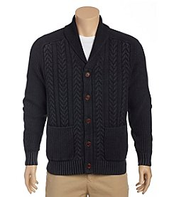 Tommy Bahama® Men's Coastal Cable Cardigan