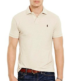 Polo Ralph Lauren® Men's Slim-Fit Mesh Polo Shirt