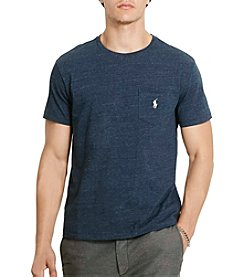 Polo Ralph Lauren® Men's Jersey Pocket Crew Neck