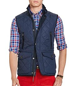 Polo Ralph Lauren® Men's Diamond-Quilted Vest