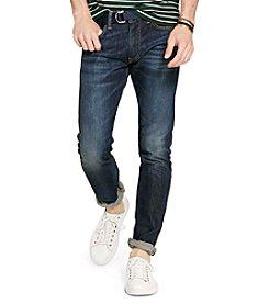 Polo Ralph Lauren® Men's Varick Slim-Straight Stretch Jean