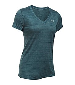 Under Armour® Tiger Twist V-Neck Tee