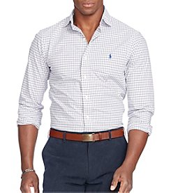 Polo Ralph Lauren® Men's Slim-Fit Checked Estate Shirt