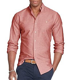 Polo Ralph Lauren® Men's Slim-Fit Stretch Oxford Shirt