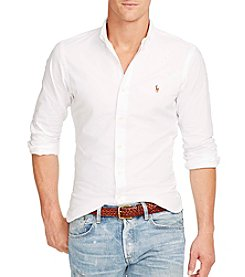 Polo Ralph Lauren® Men's Slim-Fit Stretch-Oxford Shirt
