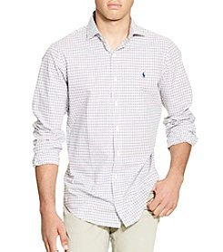 Polo Ralph Lauren® Men's Checked Estate Shirt