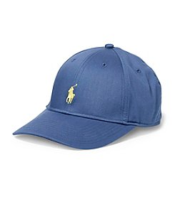 Polo Ralph Lauren® Cotton-Blend Baseline Hat