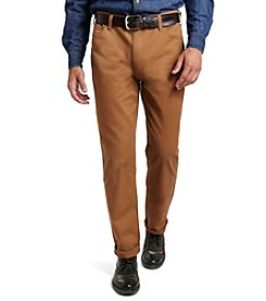 Weatherproof® Men's Stretch Khaki Twill Pants