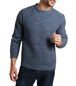 Weatherproof Vintage® Men's Shaker Stitch Crew Neck Sweater