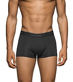 Calvin Klein Men's Three-Pack Microfiber Stretch Low Rise Trunks